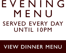 View Evening Menu